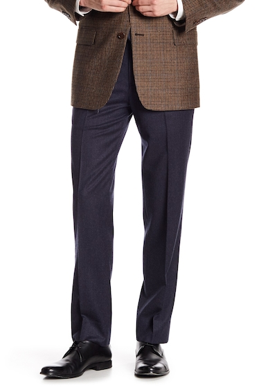 Imbracaminte Barbati Brooks Brothers Classic Fit Wool Trousers - 32 Inseam BLUE