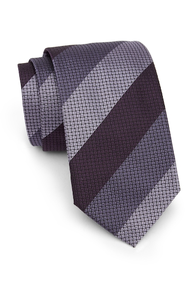 Accesorii Barbati John Varvatos Collection Collection Silk Skinny Tie IRIS