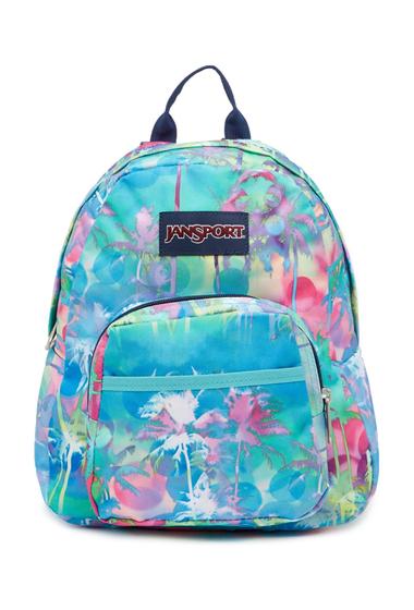 Genti Femei JanSport Half Pint Mini Backpack - Electric Palm ELECTRIC P