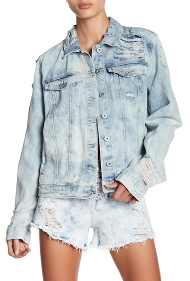 Imbracaminte Femei Jessica Simpson Reagan Best Friend Jacket LYNWOOD