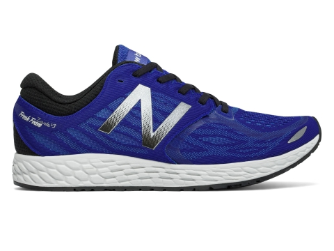 Incaltaminte Barbati New Balance Mens Fresh Foam Zante v3 Team Blue with Black