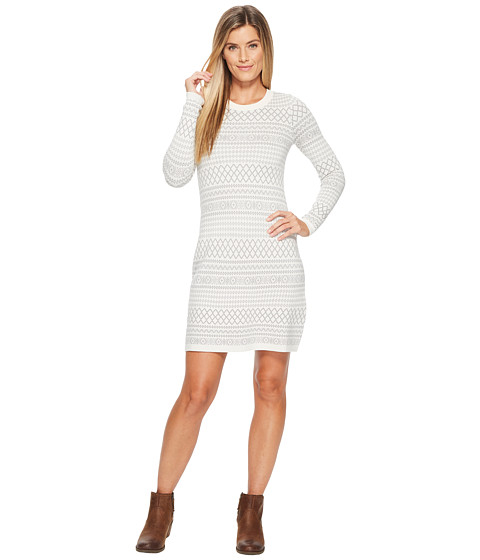 Imbracaminte Femei Aventura Clothing Fallon Dress Whisper WhiteGriffin Grey