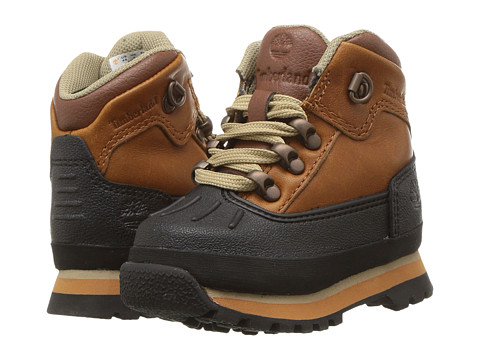 Incaltaminte Fete Timberland Euro Hiker Shell Toe (ToddlerLittle Kid) Claypot