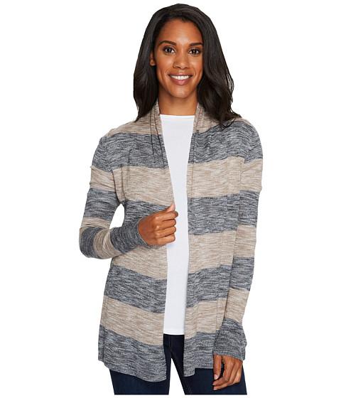 Imbracaminte Femei Aventura Clothing Corinne Sweater BlackBrindle Stripe