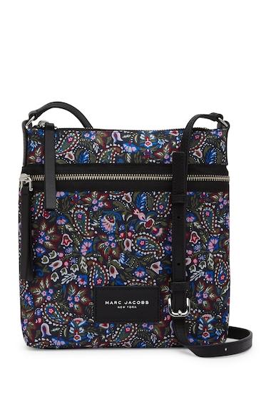 Genti Femei Marc Jacobs NS Crossbody Bag PURPLE MULTI
