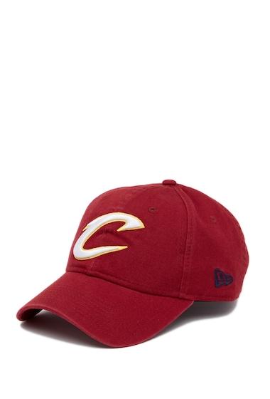 Accesorii Barbati New Era Cap NBA Cleveland Cavaliers Classic Core Cap DARK RED
