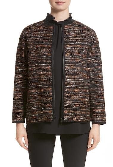 Imbracaminte Femei Lafayette 148 New York Alexa Tweed Jacket BLACK MULTI