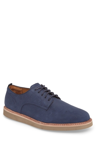 Incaltaminte Barbati Cole Haan Tanner Plain Toe Derby MRN BLUES