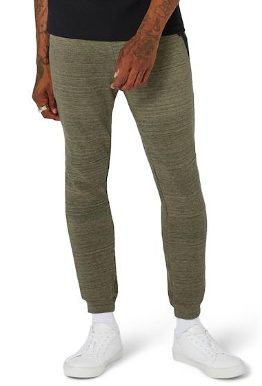 Imbracaminte Barbati TOPMAN Zip Detail Skinny Jogger Pants OLIVE