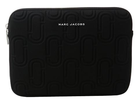Accesorii Femei Marc Jacobs Double J Neoprene Tablet Case Black
