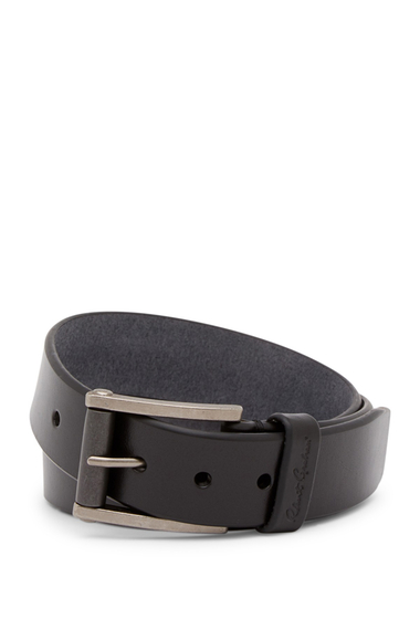 Accesorii Barbati Robert Graham Clarksville Leather Belt BLACK