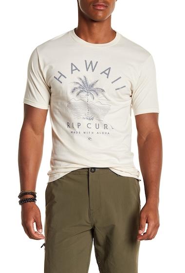 Imbracaminte Barbati Rip Curl Hawaii Standard Fit Tee DTW