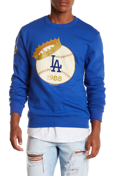 Imbracaminte Barbati Mitchell Ness Ball Crown Los Angeles Dodgers Tee LOS ANGELES DODGERS