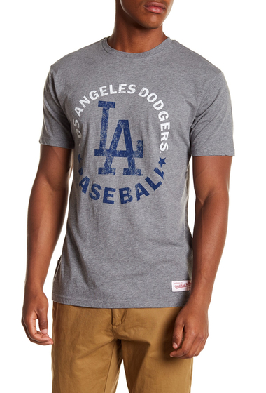 Imbracaminte Barbati Mitchell Ness MLB Fan Los Angeles Dodgers Vintage Tee LOS ANGELES DODGERS