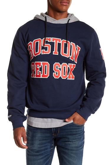 Imbracaminte Barbati Mitchell Ness Start of Season Boston Red Sox Sweatshirt BOSTON RED SOX