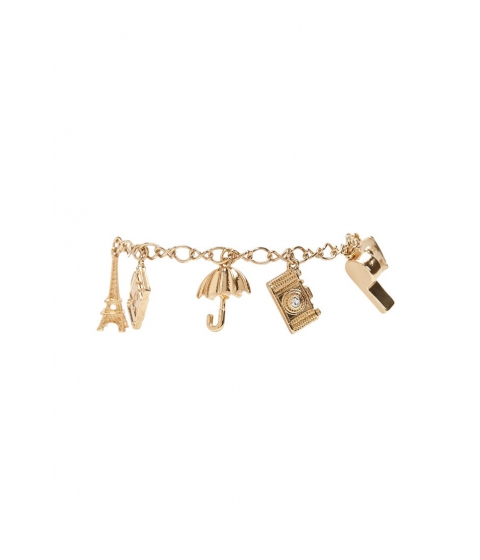 Bijuterii Femei Forever21 Charm Bracelet GOLD