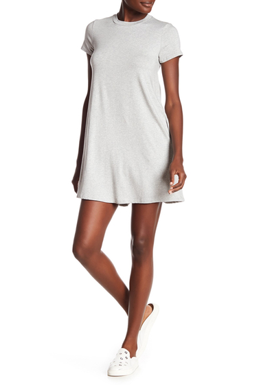 Imbracaminte Femei Soprano T-Shirt Dress HEATHER GREY