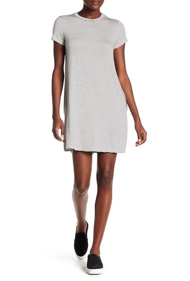 Imbracaminte Femei Soprano T-Shirt Dress 001 OFFWHTBLK
