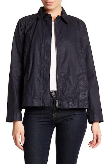 Imbracaminte Femei Eileen Fisher Swing Coated Jacket Petite INK