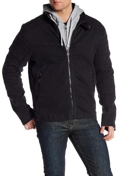 Imbracaminte Barbati G-STAR RAW Suzaki US Denim Jacket DK AGED