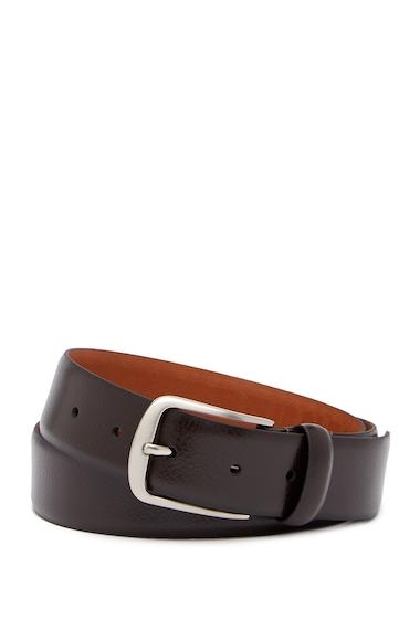 Accesorii Barbati Boconi Leather Belt BROWN