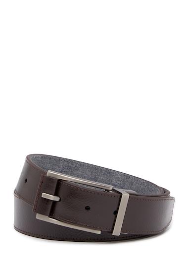 Accesorii Barbati Boconi Reversible Leather Belt BROWN BLUE