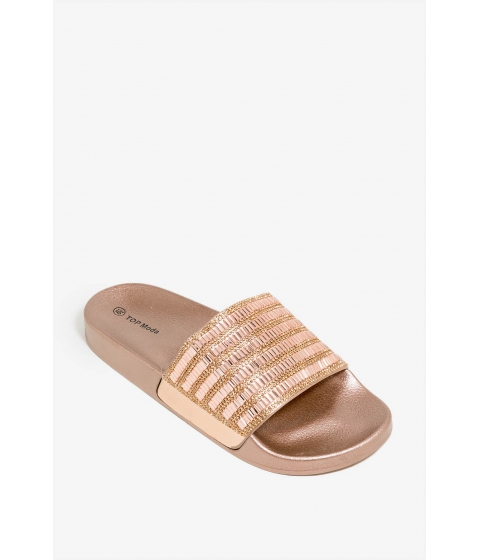 Incaltaminte Femei CheapChic You Love Me Sandal Rose Gold