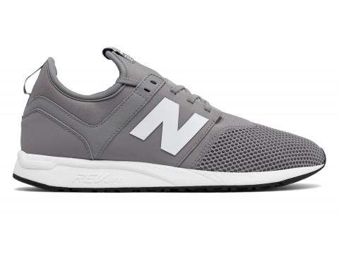 Incaltaminte Barbati New Balance 247 Classic Grey with White