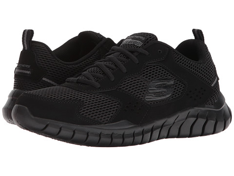 Incaltaminte Barbati SKECHERS Overhaul Aukelt BlackBlack