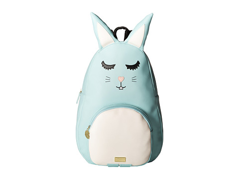 Genti Femei Luv Betsey by Betsey Johnson Olivia PVC Oversized Kitch Backpack Mint