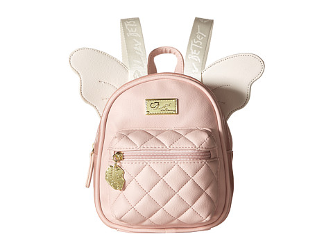 Genti Femei Luv Betsey by Betsey Johnson Flutter Kitch Wing Mini Backpack Blush