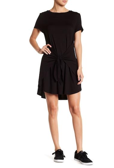 Imbracaminte Femei Soprano Tie Front Dress BLACK