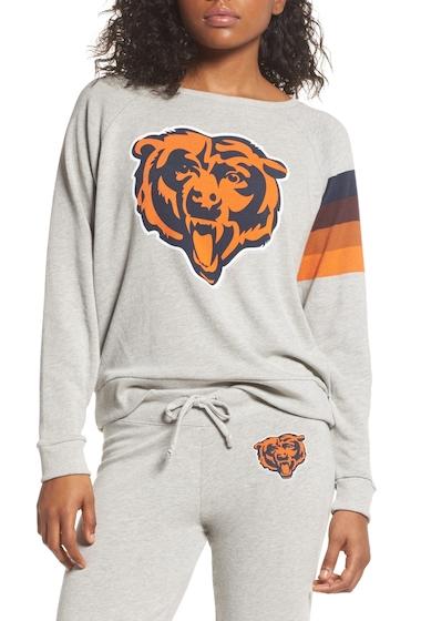 Imbracaminte Femei JUNKFOOD NFL Chicago Bears Hacci Sweatshirt DVHTHR