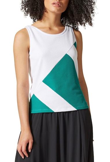 Imbracaminte Femei adidas Originals EQT Mesh Tank WHITESUBGRN