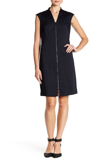 Imbracaminte Femei Lafayette 148 New York Christy Dress NAVY
