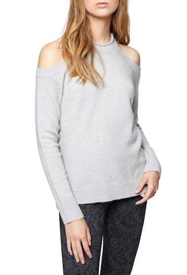Imbracaminte Femei Sanctuary Gretchen Cold Shoulder Sweater HTHR STRLG
