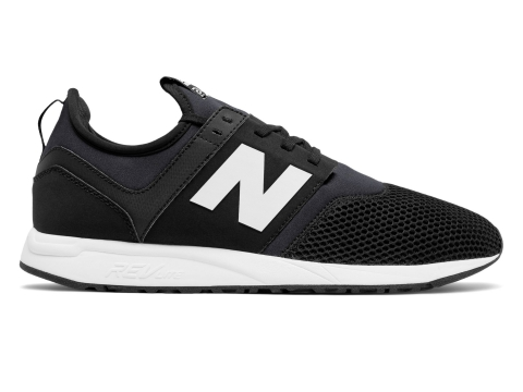 Incaltaminte Barbati New Balance 247 Classic Black with Grey
