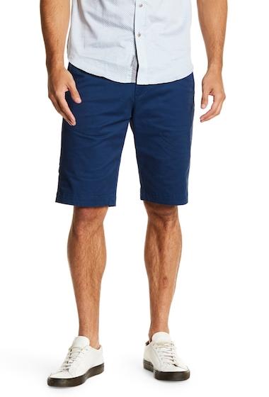 Imbracaminte Barbati Ted Baker London Sheshot Chino Shorts - Tall DK-BLUE