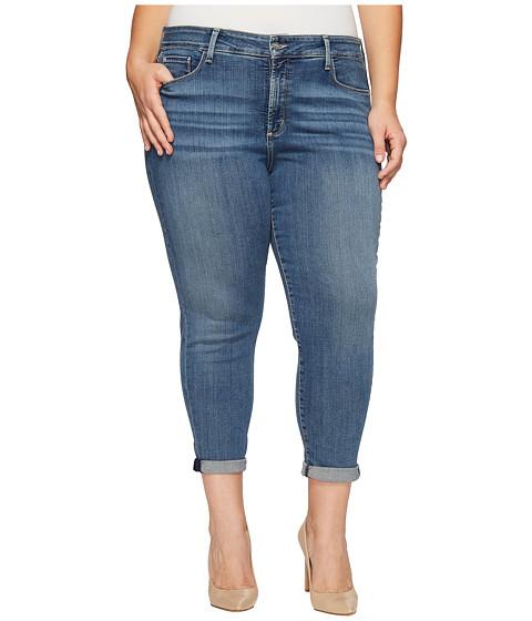 Imbracaminte Femei NYDJ Plus Size Alina Convertible Ankle in Heyburn Wash Heyburn Wash