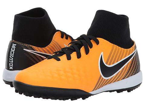 Incaltaminte Fete Nike MagistaX Onda II Dynamic Fit Artificial Turf Soccer (Little KidBig Kid) Laser OrangeBlackWhiteVolt