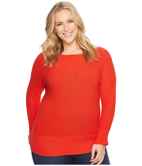 Imbracaminte Femei Lucky Brand Plus Size Off Shoulder Sweater Spicy Red