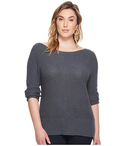 Imbracaminte Femei Lucky Brand Plus Size Off Shoulder Sweater Storm Grey