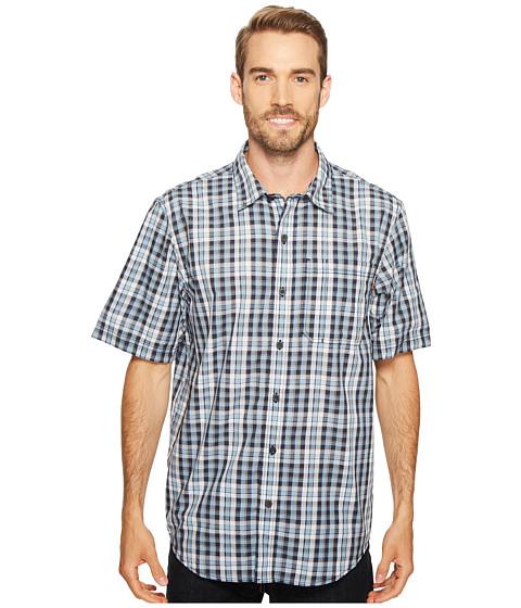 Imbracaminte Barbati Timberland Plotline Short Sleeve Plaid Work Shirt Faded Denim Plaid