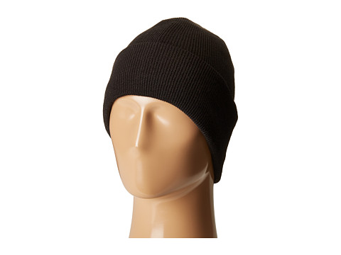 Accesorii Barbati Timberland Fleece-Lined Rib Knit Watch Hat with Embroidered Logo Jet Black