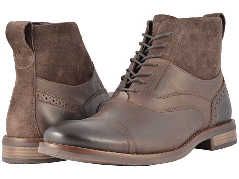 Incaltaminte Barbati Rockport Wynstin Cap Boot Dark Bitter Chocolate