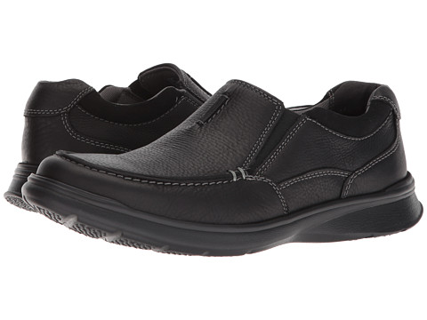 Incaltaminte Barbati Clarks Cotrell Free Black Oily Leather