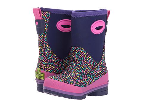 Incaltaminte Fete Western Chief Kids Dizzy Dot Neoprene Boots (ToddlerLittle KidBig Kid) Purple
