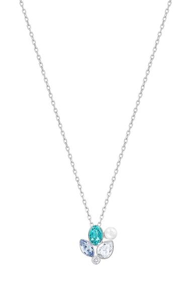 Bijuterii Femei Swarovski Extra Multi-Colored Crystal Pendant Necklace MULTI