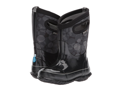 Incaltaminte Fete Bogs Classic Rain (ToddlerLittle KidBig Kid) Black Multi