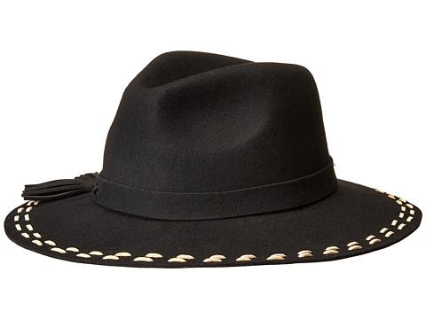Accesorii Femei Vince Camuto Stitched Panama Black